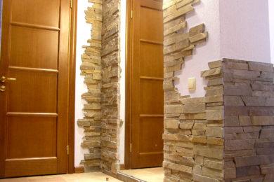 Отделка и ремонт стен
