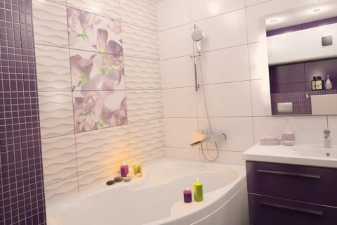 Ремонт ванной 3 кв. м